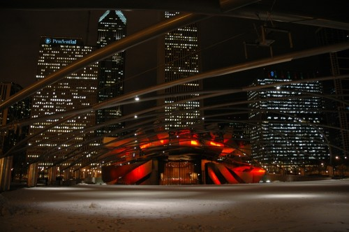 Millennium Park, Chicago photo