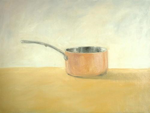 Copper Pot painting