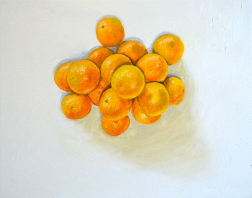 Clementines painting
