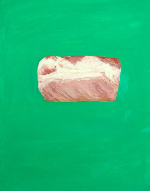Boneless Pork Loin painting