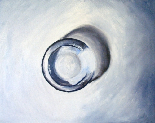 Bowl of Water painting