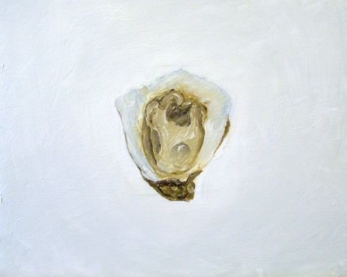 Oyster painting