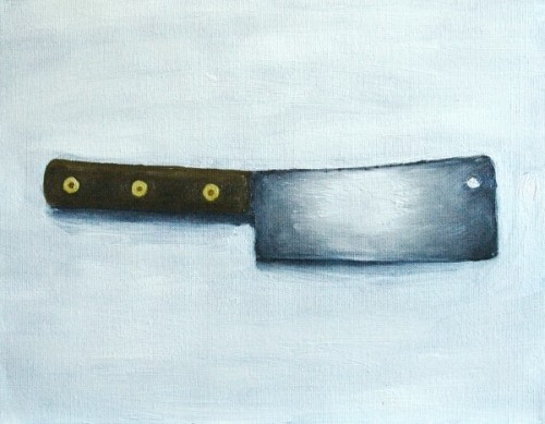 Cleaver painting