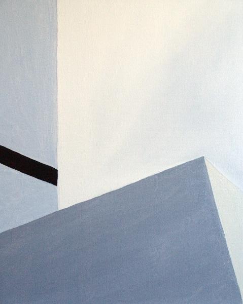 Buildings paintings