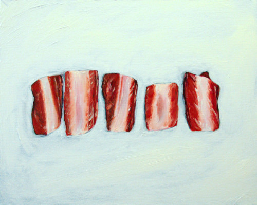 Short Ribs painting