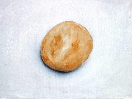 Paczki painting